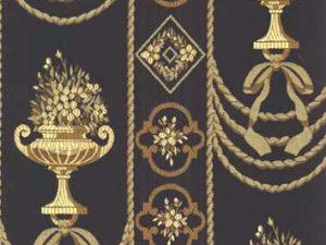 Bútorszövet Biedermeier és Empire